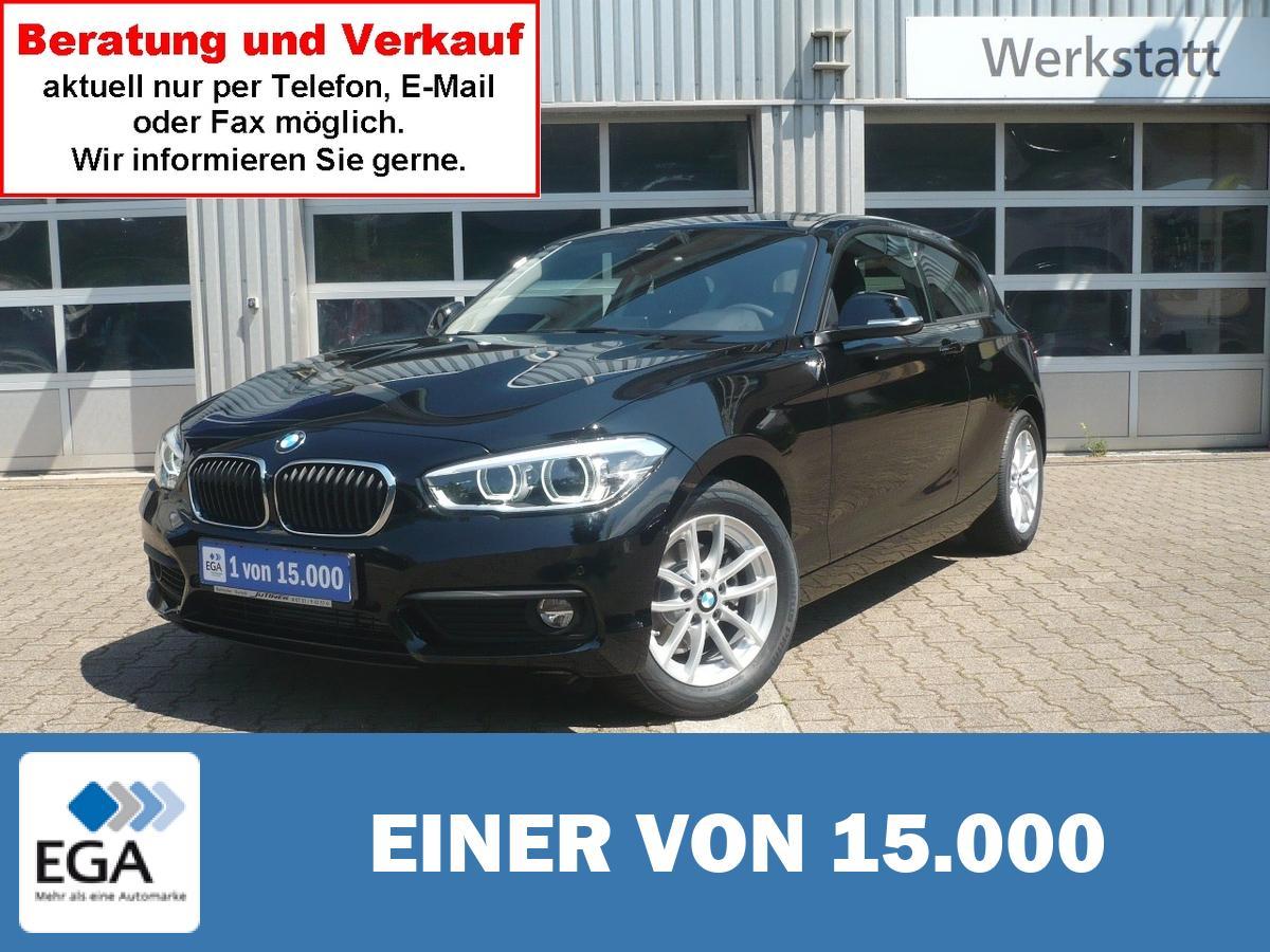 BMW 118i 3-Türer Advantage - Navi/ PDC/ Sitzh./ LED