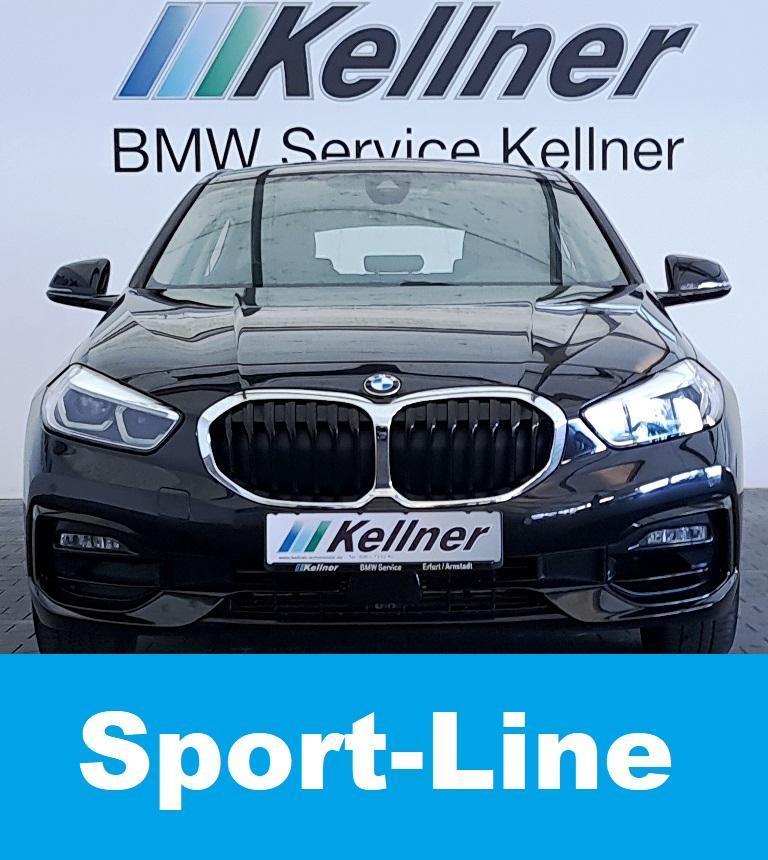 BMW 118i Sport Line, BMW Live Cockpit Plus, W-Lan