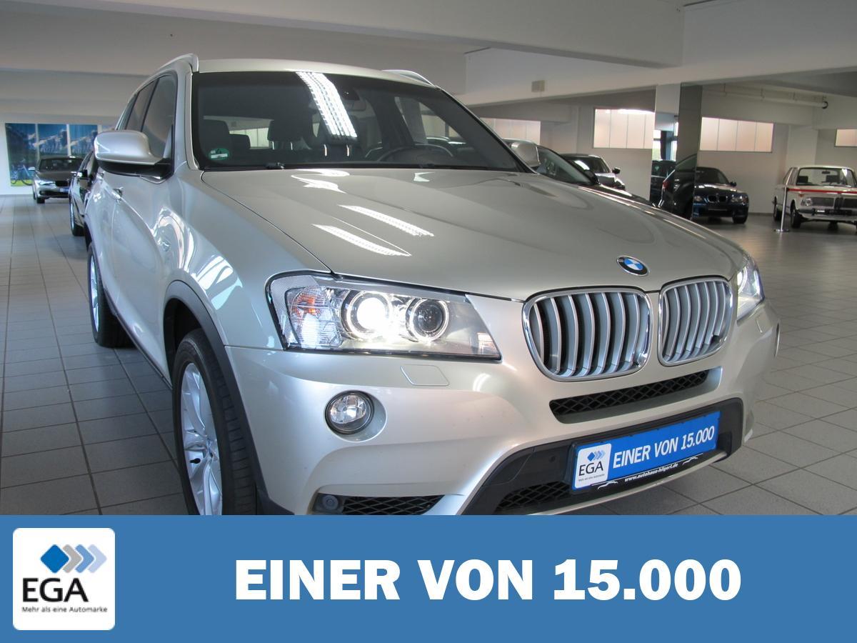 BMW X3xDrive 35d,Navi.,Sitzh.,PDC,Xenon,1Hd.,Leder