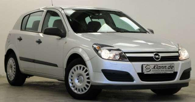 Opel Astra H 1.6 105 PS Lim. Basis Klima Tempomat