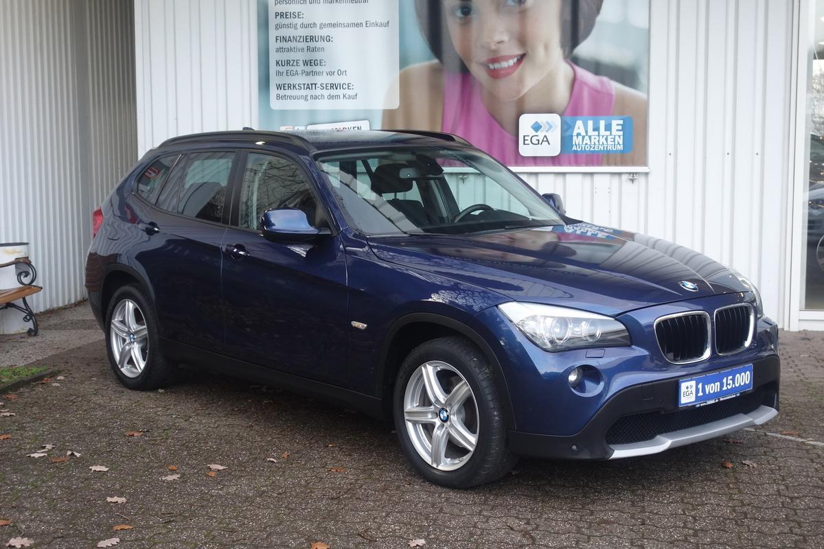 BMW X1 xDrive 2.0d *BI-XENON*NAVI*SHZ*PDC*ALU*