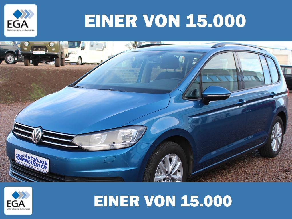 Volkswagen Touran * 3 Zonen Climatronic * 4x SHZ * PDC * BC * Navi *