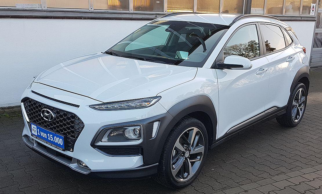 Hyundai Kona Premium 1.0 i Turbo Leder*LED*Klima