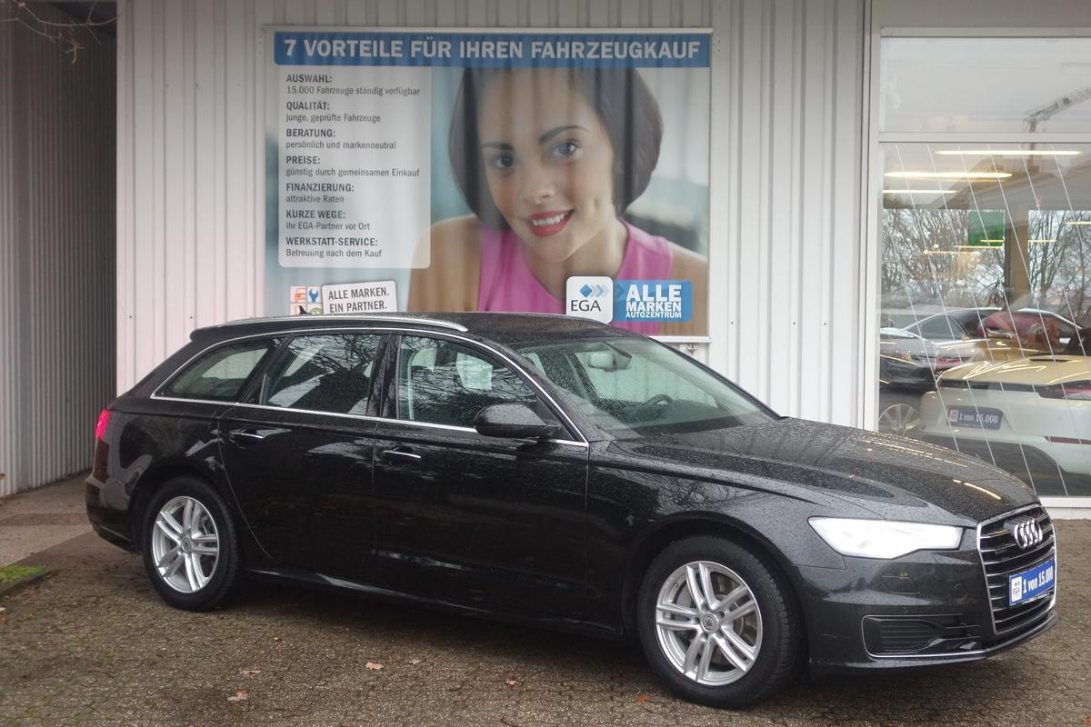 Audi A6 3,0 TDI QUATTRO AUT NAVI XENON PLUS KAMERA TEMPO PDC SHZ