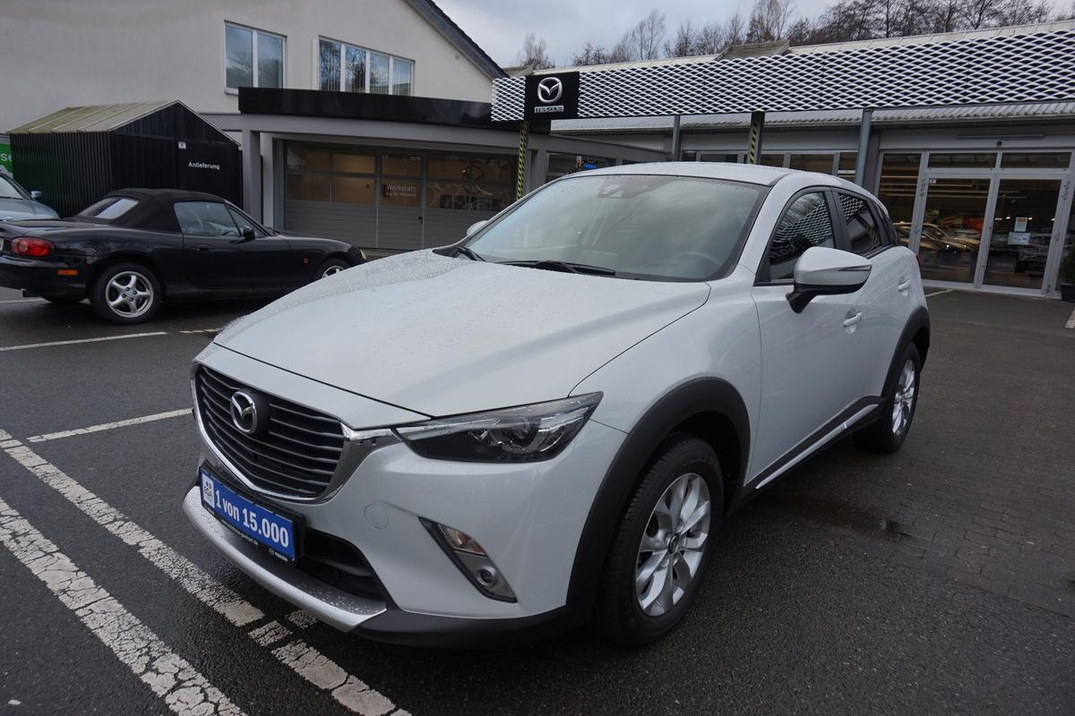 Mazda CX-3 Allrad, Navi, Kamera, Head Up, LED