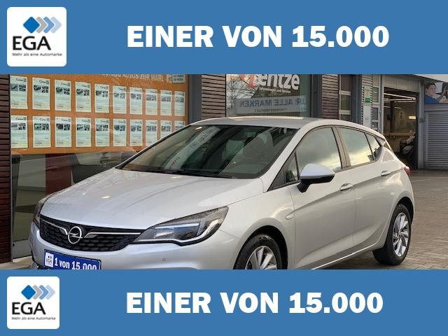 Opel Astra K Lim. Edition Navi