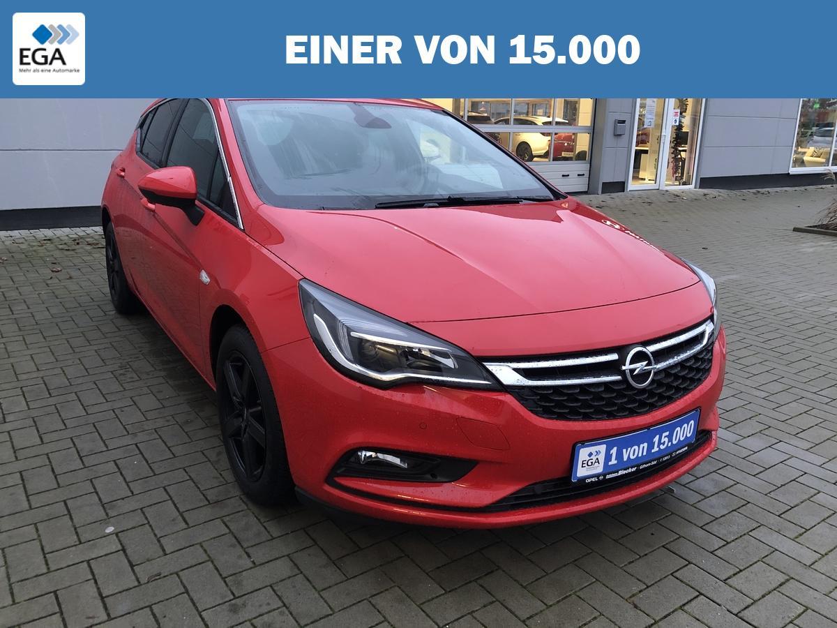 Opel Astra K 1.4 Dynamic*Klima*Parkpilot*SHZ*