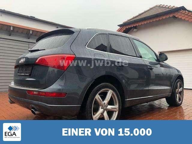 Audi Q5 2.0 TFSI quattro S-tronic AHK schw Xenon Navi