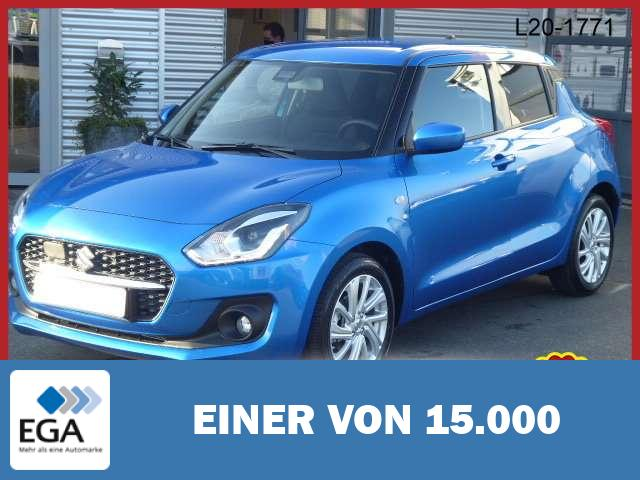 Suzuki Swift 1.2 DUALJET Mild-Hybrid +LED+ACC+DAB+KAMERA+LANE