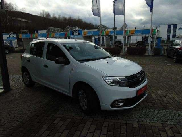 Dacia Sandero II SCe 75 Comfort Klima Allwetterreifen