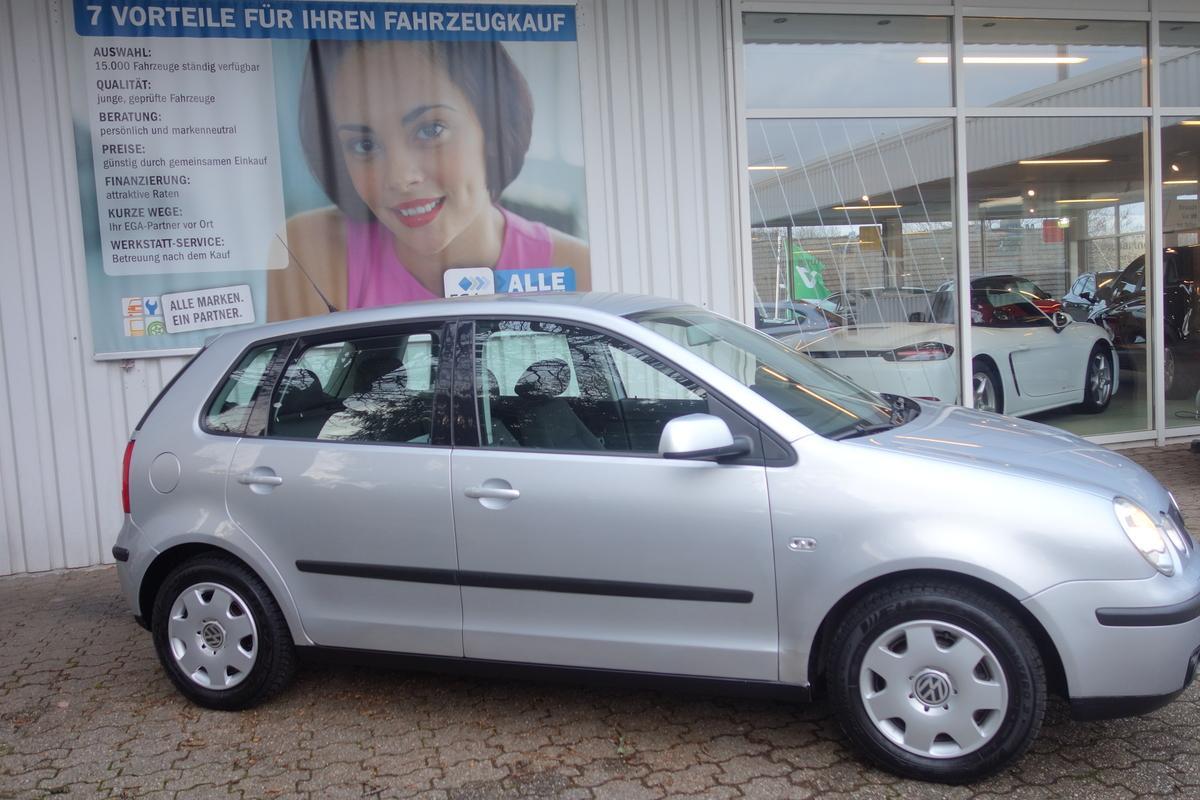 Volkswagen Polo COMF*5T*106 TKM !!!*KLIMA*SHZ*WI Räder*FB-ZV*GEPFLEGT