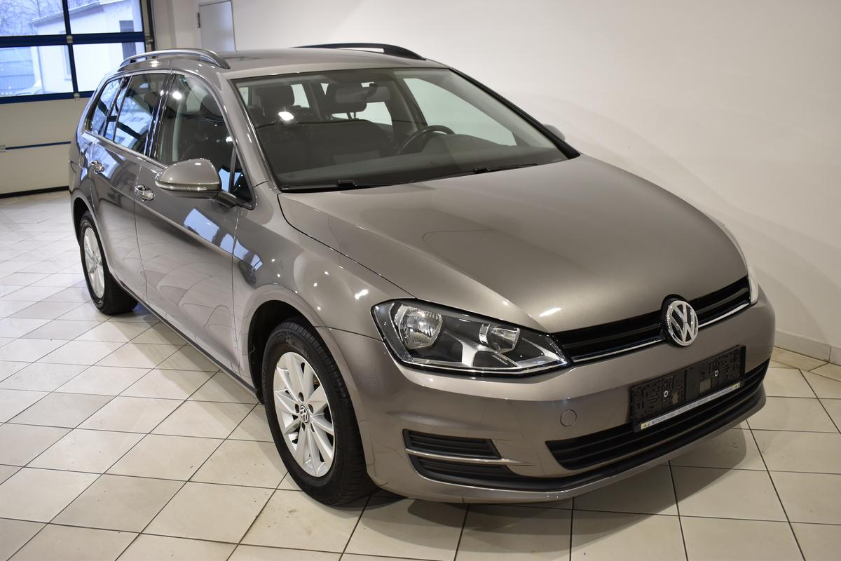 Volkswagen Golf Variant 1.2 TSI BlueMotion AHK Klima LM
