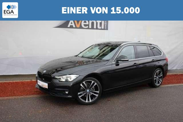 BMW 320d Sport Line Shadow *LED*Navi*Steptronic*SHZ