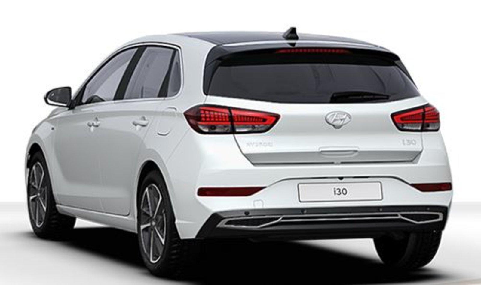 Hyundai i30 1.6 CRDI n. Modell! LED*Kamera*Navi uvm!