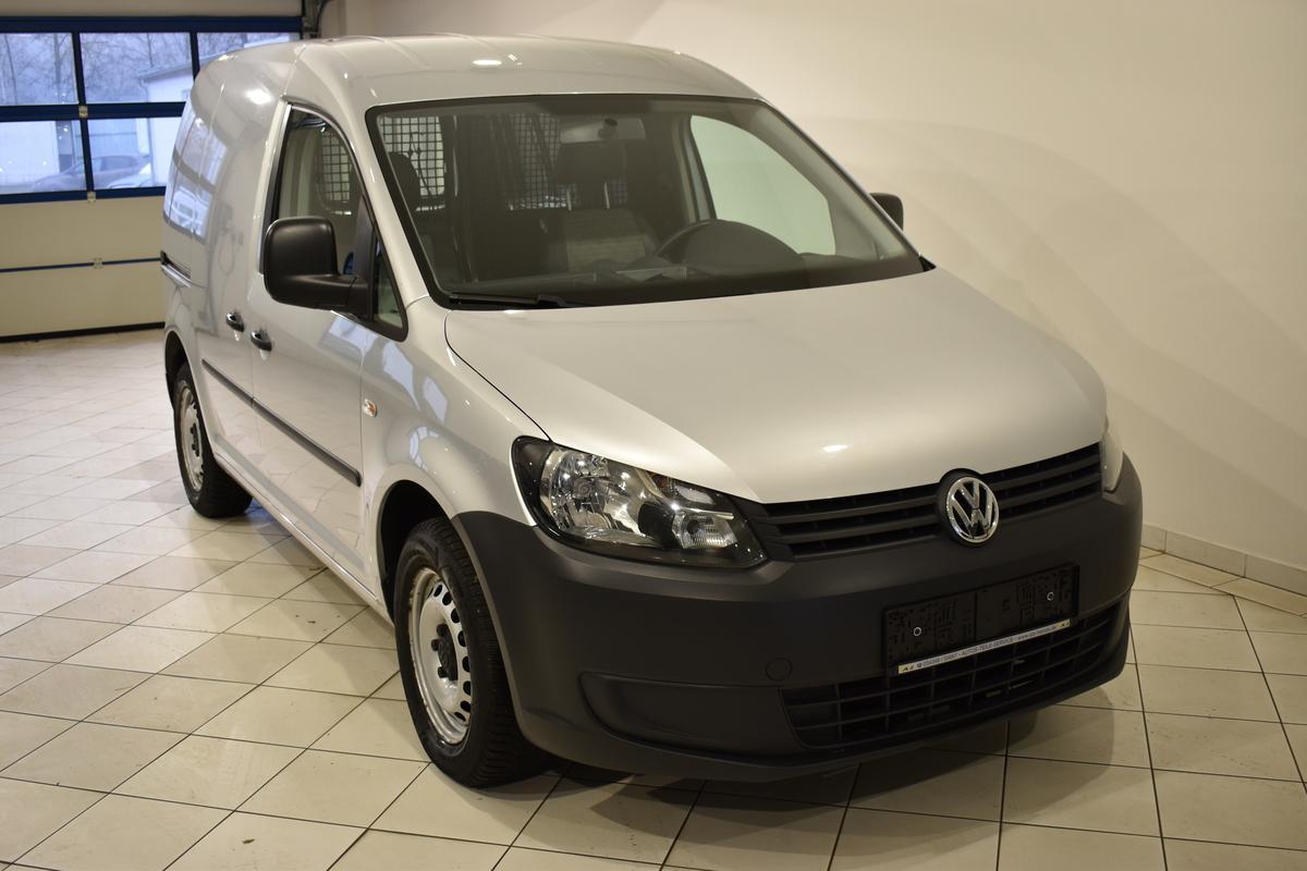 Volkswagen Caddy 1.2TSI Kasten AHZV FLEXSITZ KLIMA