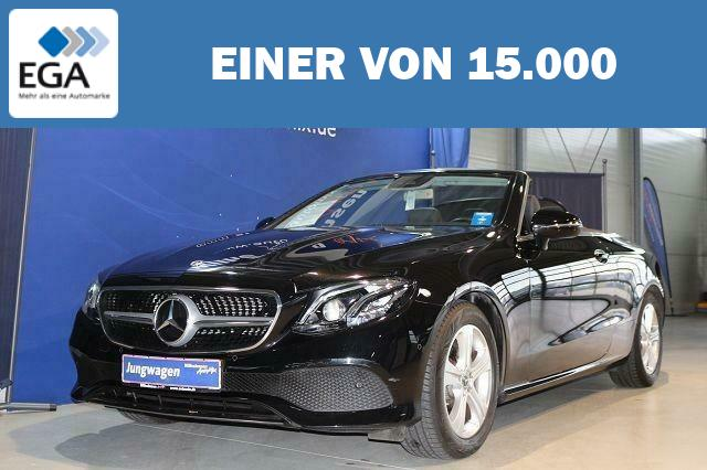 MERCEDES-BENZ E 200 Cabriolet Avantgarde +LEDER+MULTIBEAM-LED+