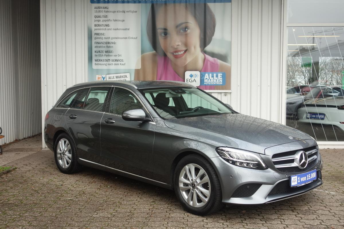 Mercedes-Benz C 180 T Avantgarde 9G-TR BUSINESS PLUS*NAVI*LED*PTS AKT*ALU*