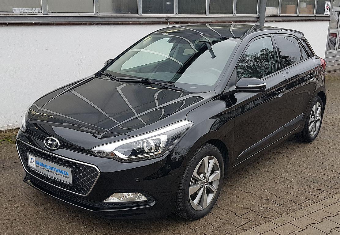Hyundai i20 Style 1.4 i Automatik Navi*Sitz&Lenkhzg*PDCv/h