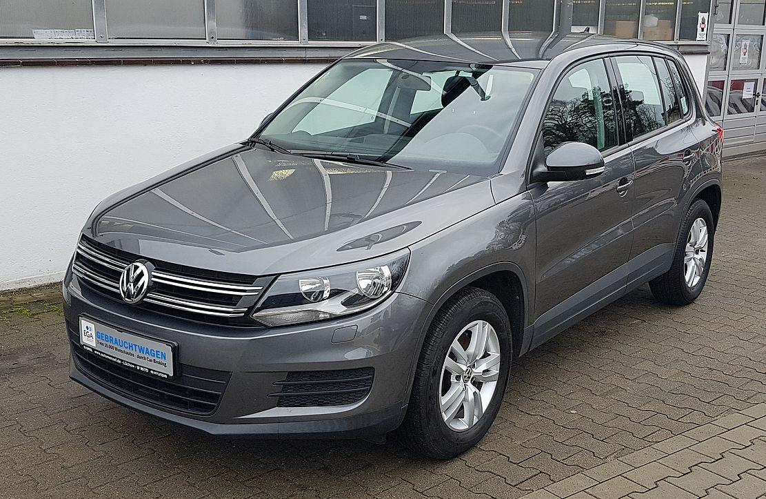 Volkswagen Tiguan Trend  & Fun 1.4 TSI Navi*AHK*PDC*Sitzhzg