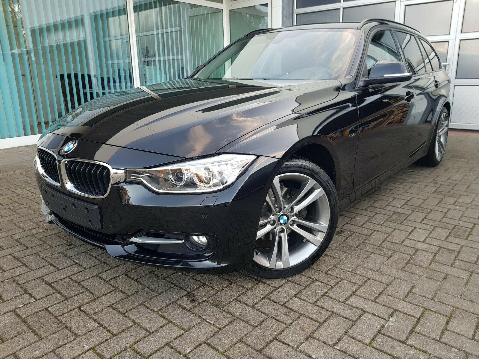 BMW 320i Touring Sport Linie Xenon Navi e.HK 1.Hand!