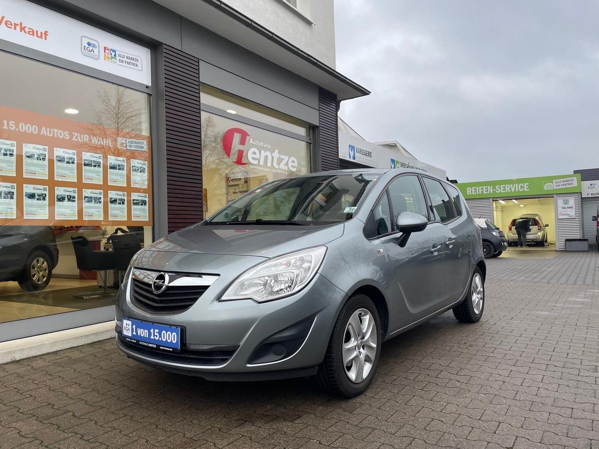 Opel Meriva Klimaautomatik
