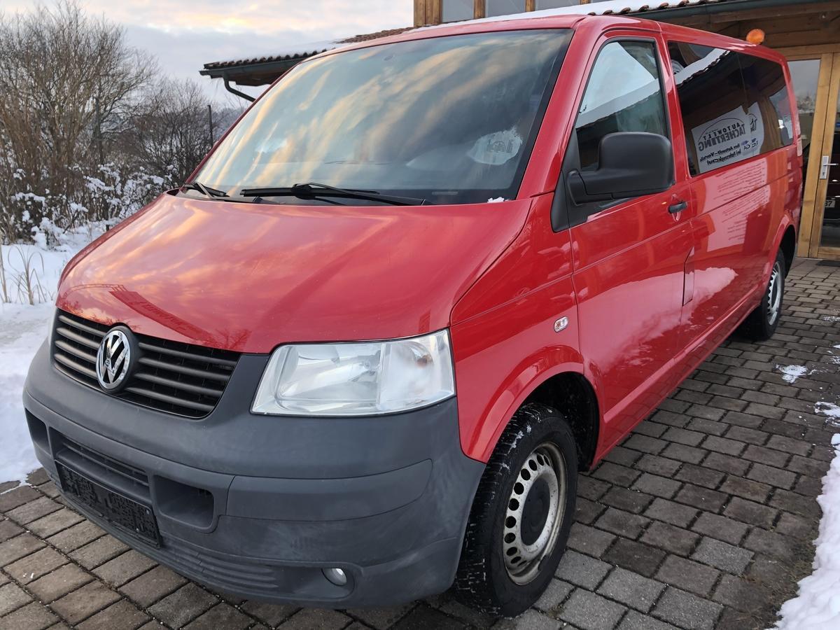 Volkswagen T5 Kombi T5 1.9 TDI 102PS CampingUmbau TÜV 11/22