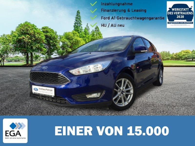 Ford Focus 1.0 EcoBoost EU6 Business Start/Stopp