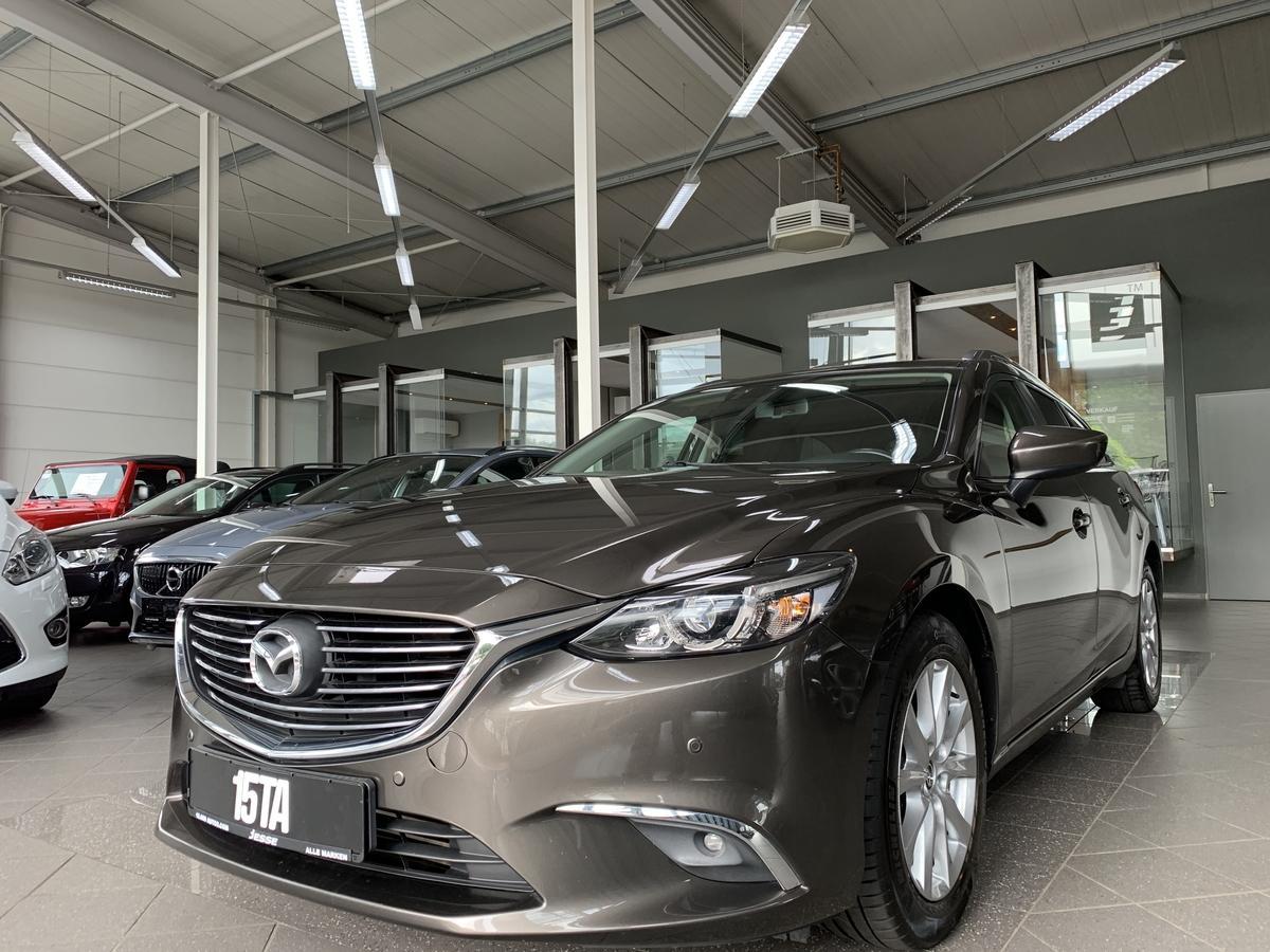 Mazda 6  2.2 CD SKYACTIV-D Exclusive-Line Aut. LED
