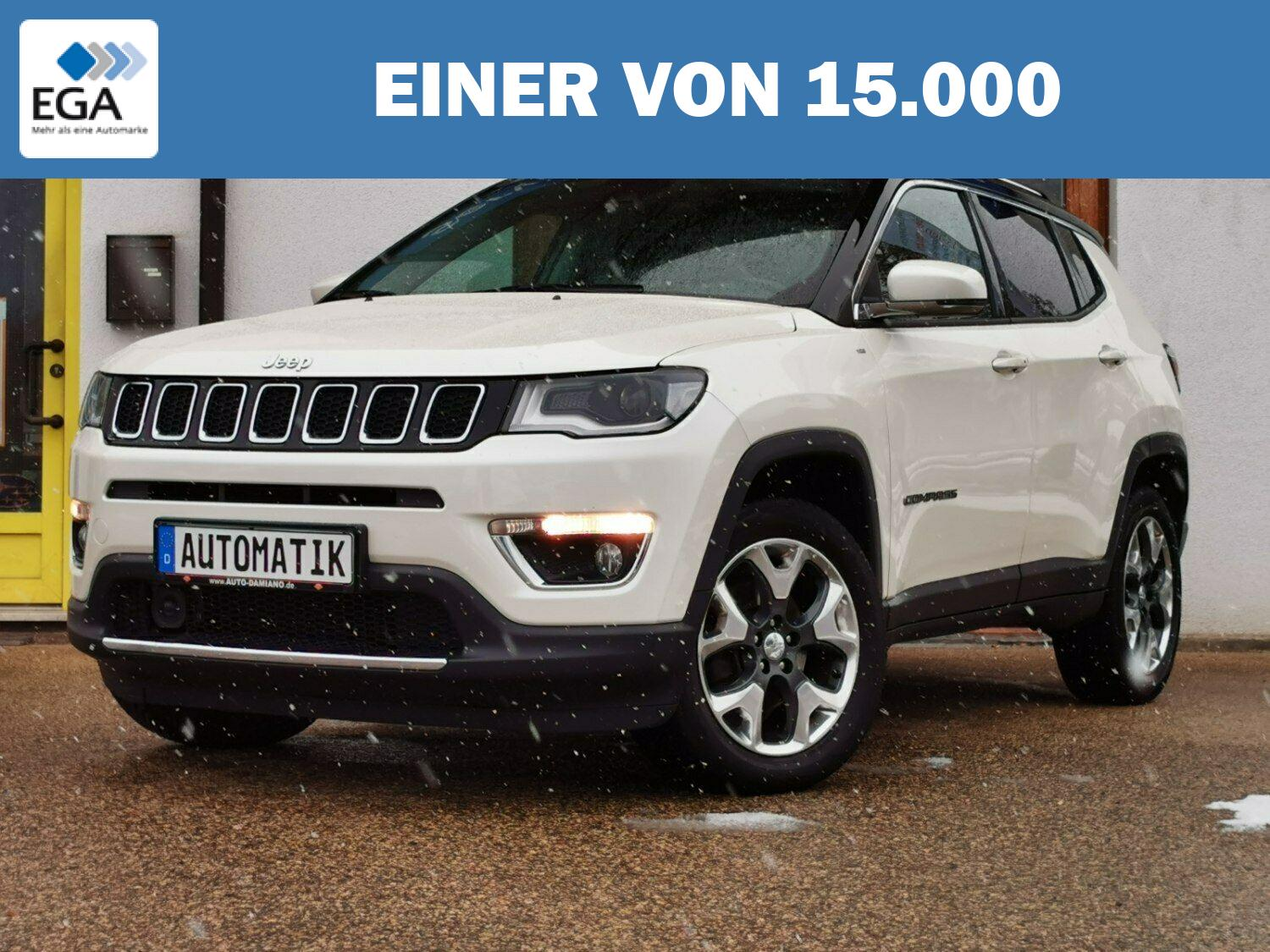Jeep Compass Limited 4WD *Automatik* *Panoramadach*