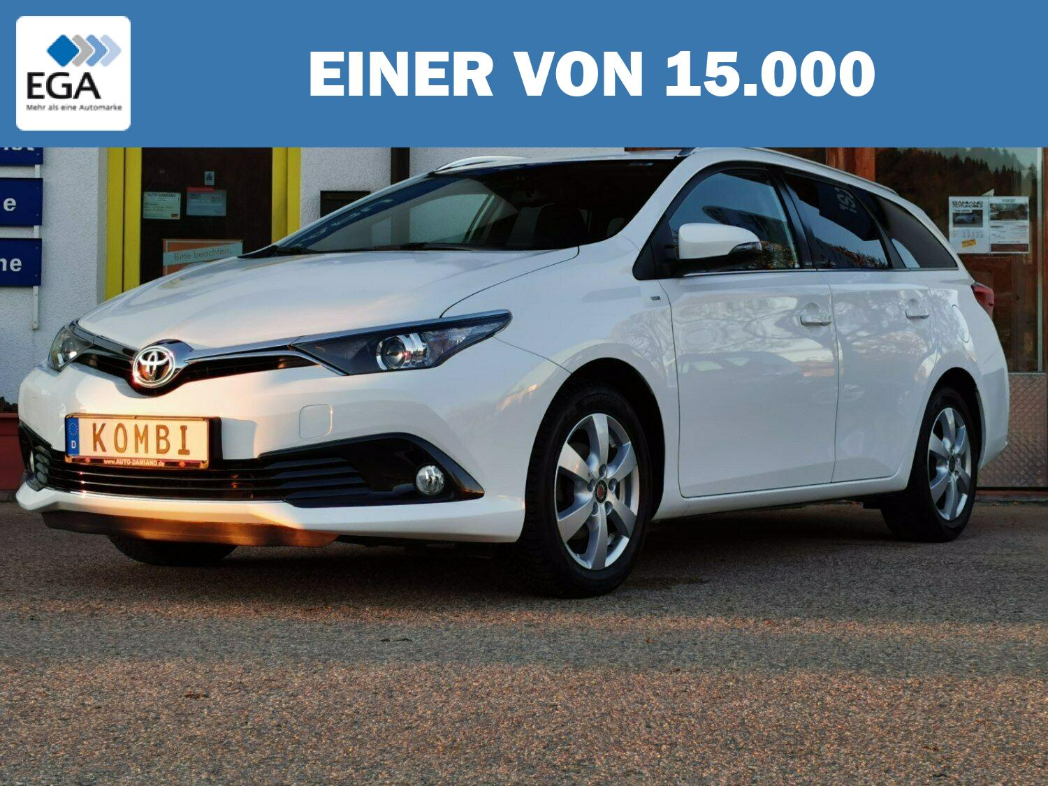 Toyota Auris Edition-S+ 1,2 Turbo Touring
