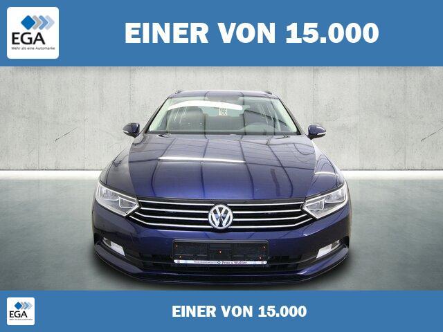 VW Passat Variant 2.0 TDI BMT NAVI*ACC*SITZHEIZUNG