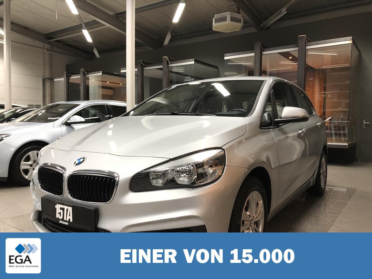 BMW 218 Active Tourer Advantage Aut. Park-Ass. 1.HD