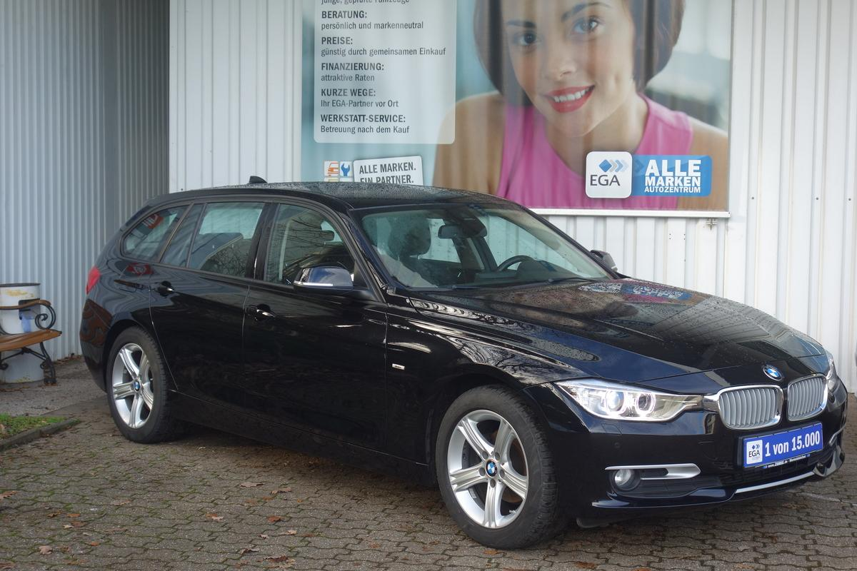 BMW 316i TOUR.XENON HEAD UP PDC HI FI NAVI INNOVATIONS PAKET