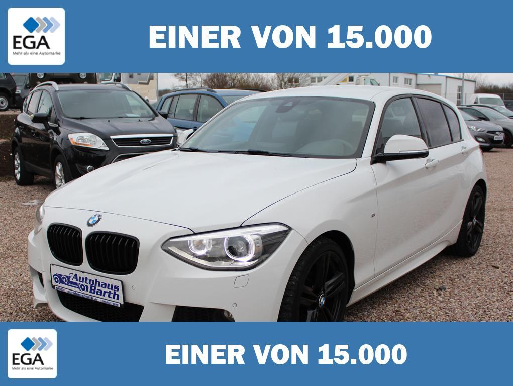 BMW 118* M-Paket * Bi-Xenon * Navi * PDC * SHZ *