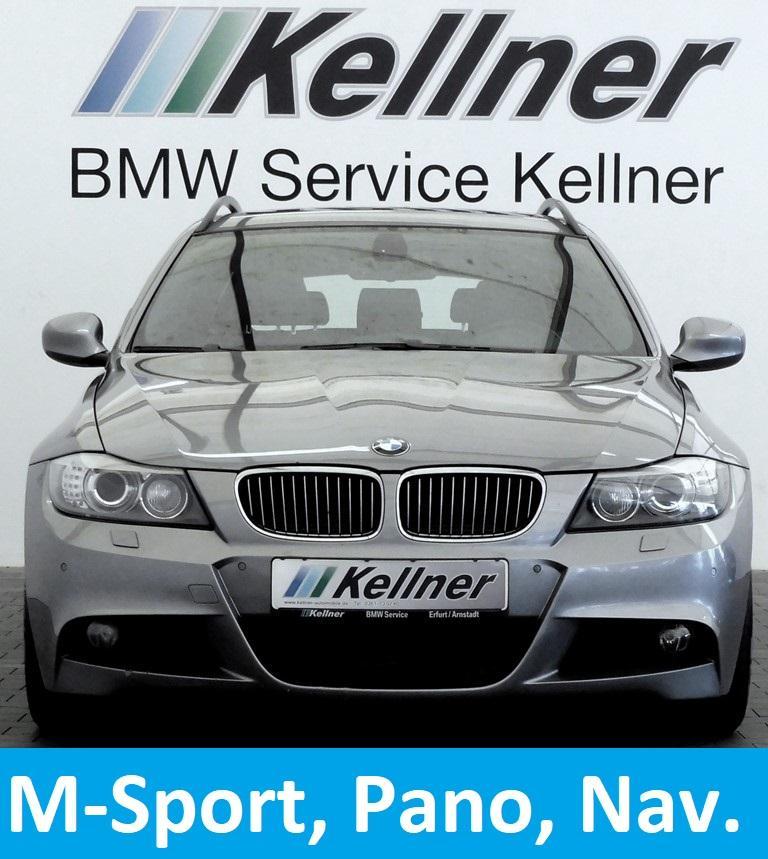 BMW 330 M-Sport Navi, Leder, Xenon