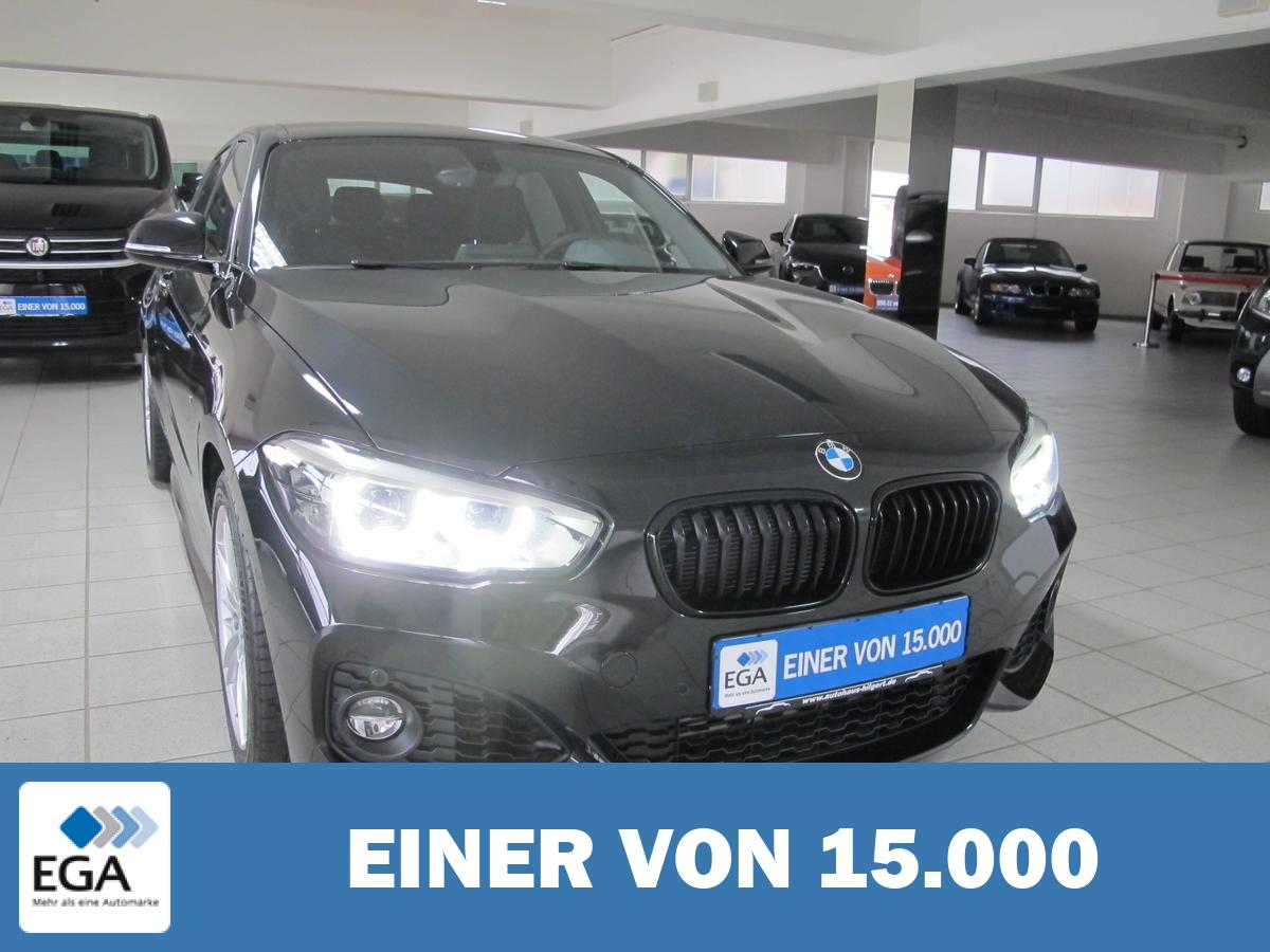 BMW 116i,Edition M-Sport, Shadow, AHK abn.,LED Scheinw.,PDC