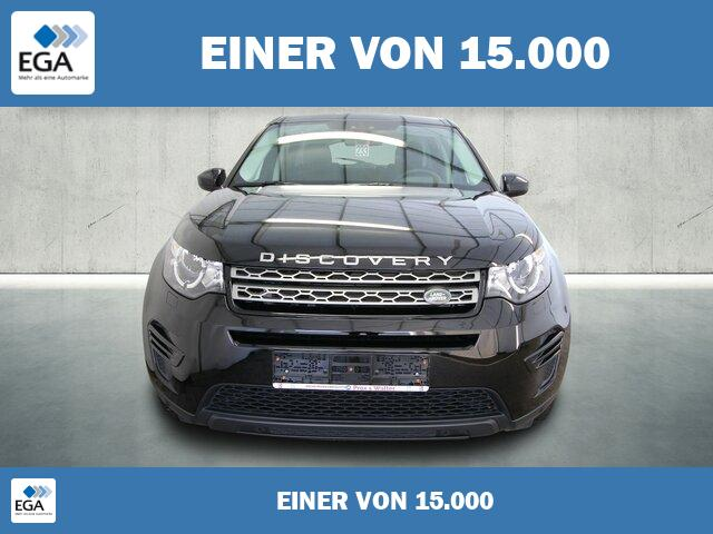 LAND ROVER Discovery Sport 2.0 TD4 Pure NAVI*KAMERA
