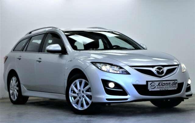 Mazda 6 2.0 155PS Kombi  Edition 125 Klima SHZ RVM