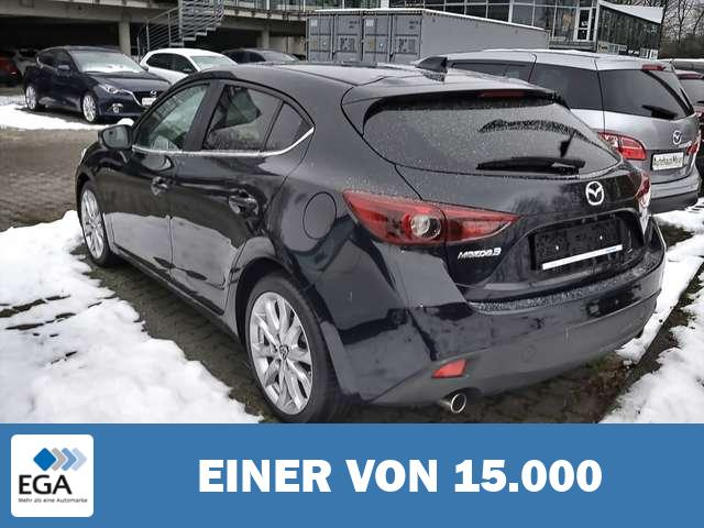 Mazda 3 Sportline Navigation Klima Sitzheizung Xenon