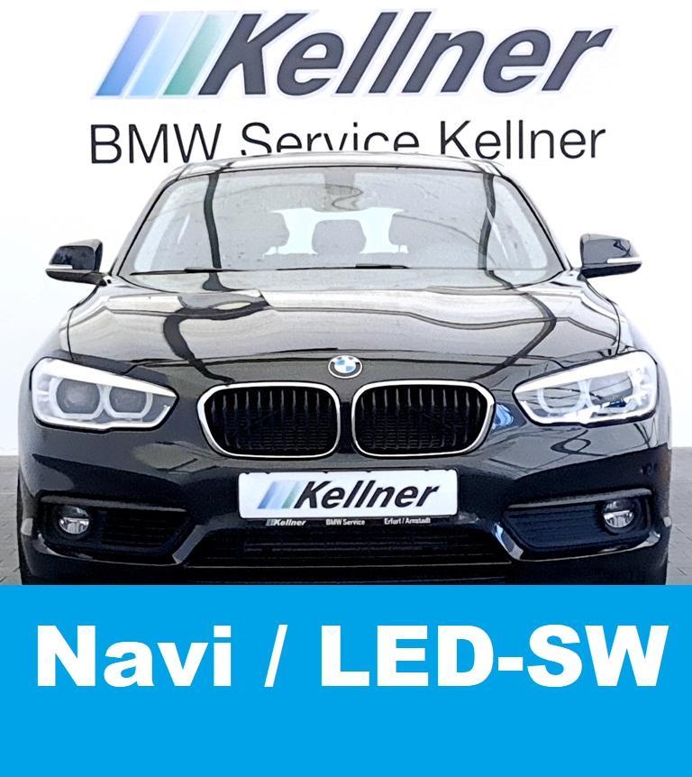 BMW 116i Navigation, LED-SW,USB,PDC