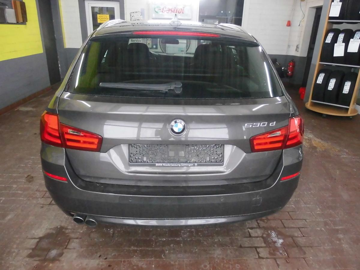 BMW 530Touring DPF