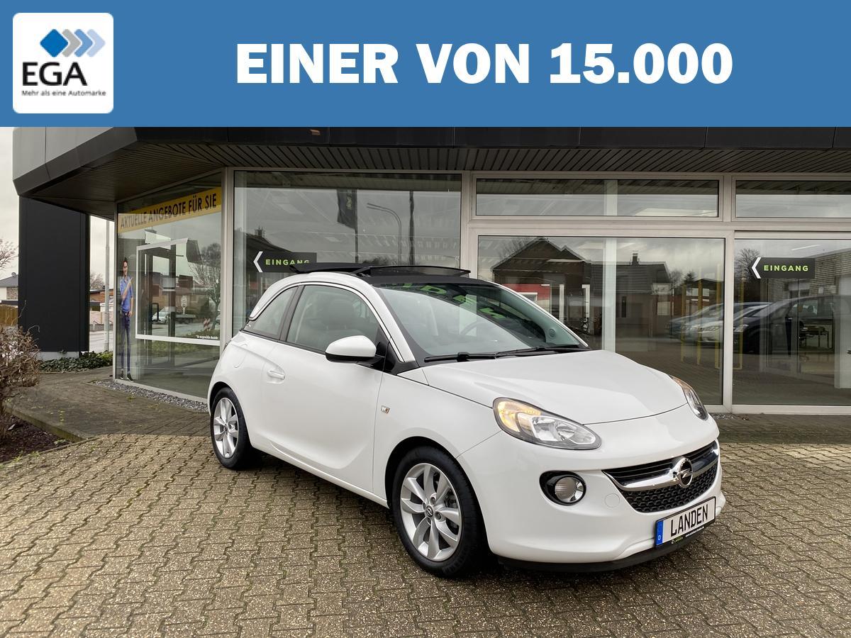 Opel Adam 1.4 Open Air(Garantie,Faltdach,Sitzh.)