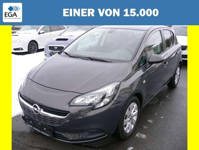 Opel Corsa 1.4 Automatik Edition mit Tempomat und Winterpaket