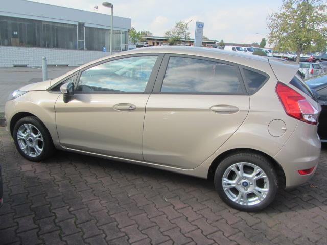 Ford Fiesta 1,0 EcoBoost Trend / FGS 5 Jahre + Alu + FSBH