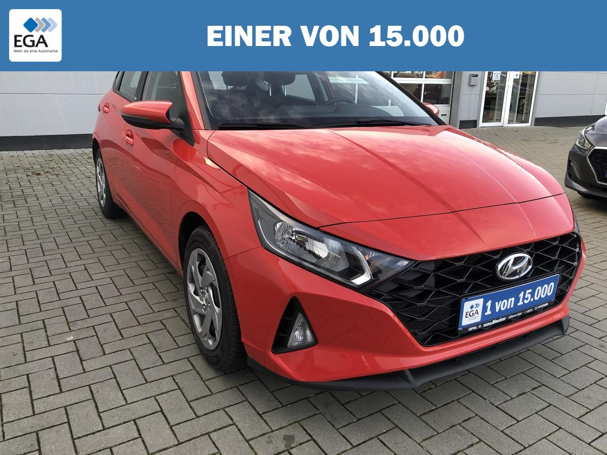 Hyundai i20 1.0 T-GDI Select*Bluetooth*Klima*