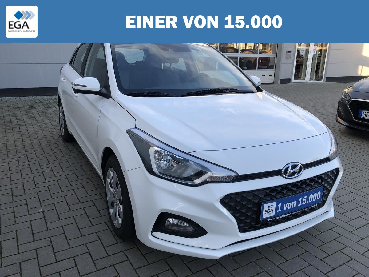 Hyundai i20 1.2 Select*Freispr.*Klima*Bluetooth*