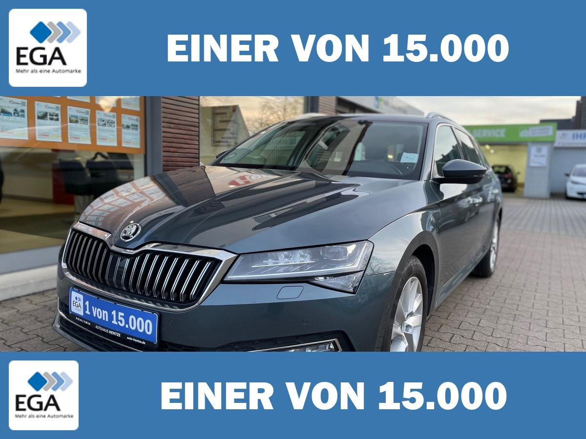 Skoda Superb Combi 1.5 TSI DSG virtuellCo/Facelift