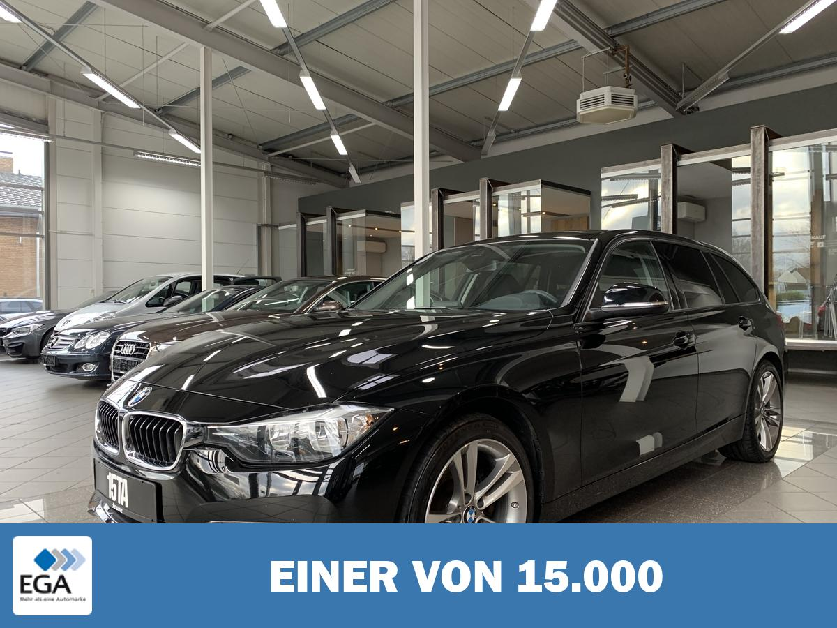 BMW 330d Sport-Line Navi PDC SHZ Pano