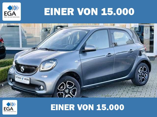 smart forFour PASSION, twinamic, Cool&Audio, PTS, SHZ, LED&Senso