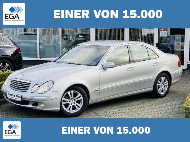 Mercedes-Benz E 220 CDI, Autom, Navi, AHK abn, Standh. Klimaut., Eleg